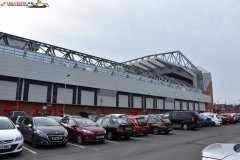 Stadionul Anfield Liverpool, Anglia 01