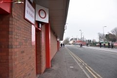 Stadionul Anfield Liverpool, Anglia 02