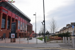Stadionul Anfield Liverpool, Anglia 07