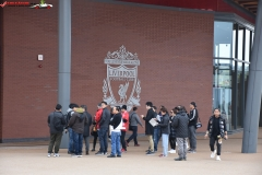 Stadionul Anfield Liverpool, Anglia 14