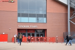Stadionul Anfield Liverpool, Anglia 15