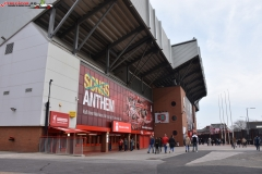 Stadionul Anfield Liverpool, Anglia 16
