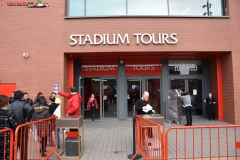 Stadionul Anfield Liverpool, Anglia 17