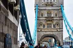 Tower Bridge Londra 17