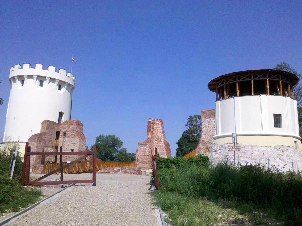 Cetatea Ardud 1