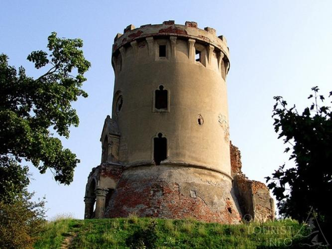 Cetatea Ardud 2