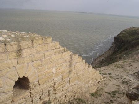 Cetatea Argamum 1