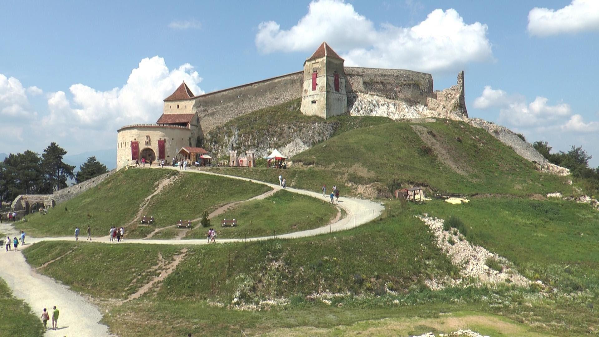 Cetatea-Rasnov 1