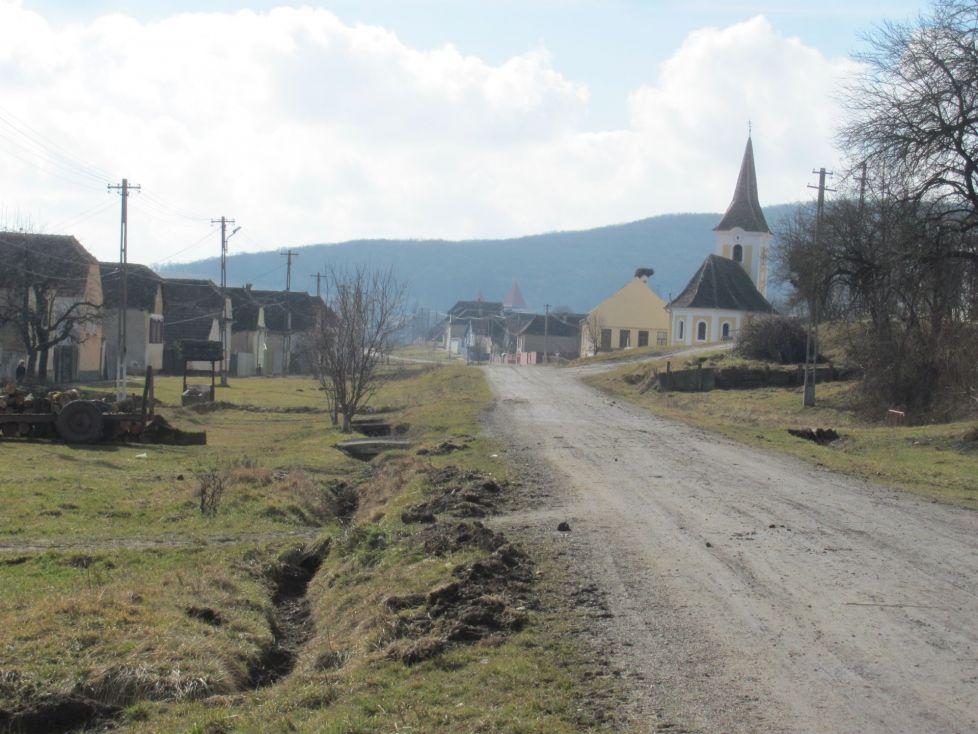 Dealu Frumos - centrul Romaniei 1