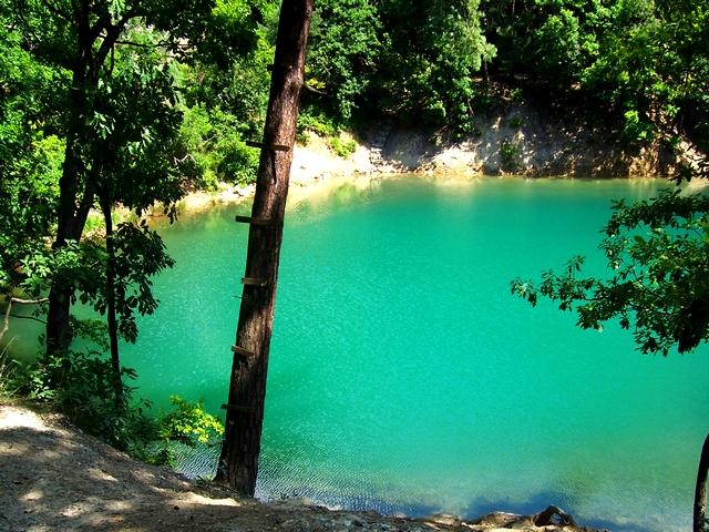 Lacul Albastru din Baia Sprie 1