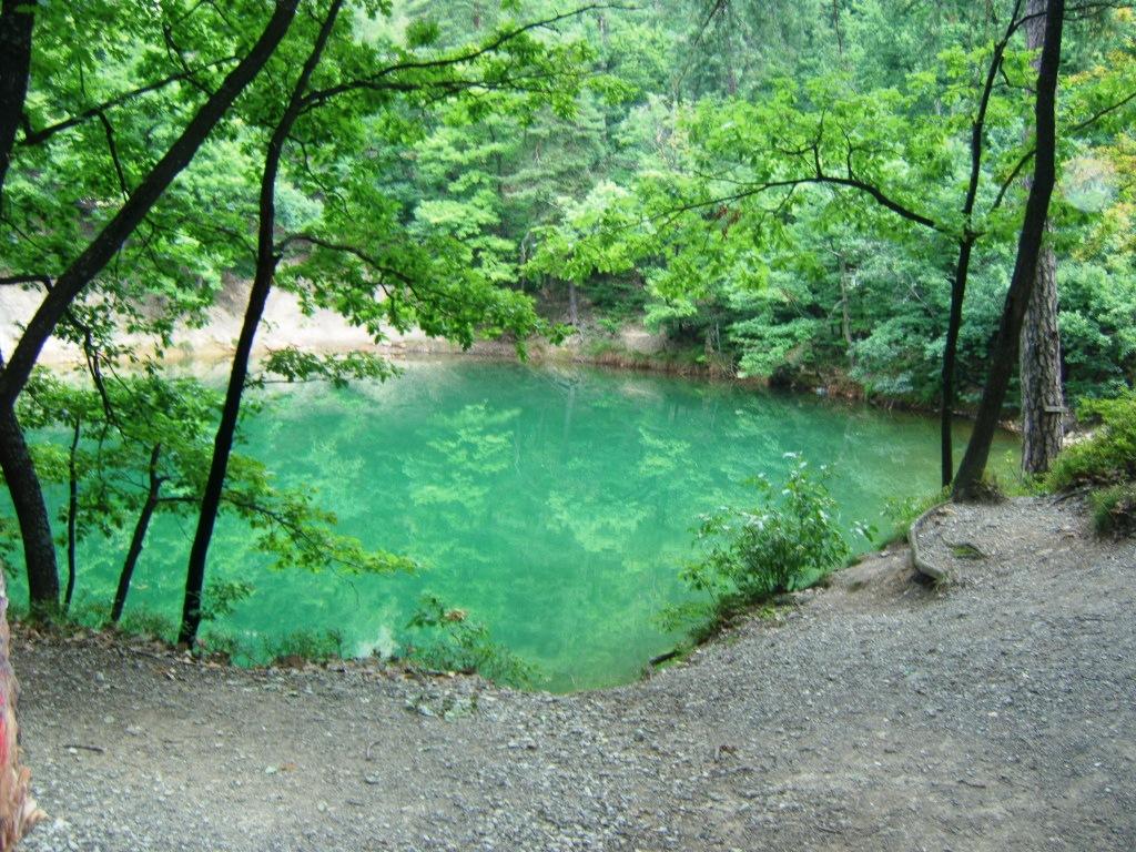 Lacul Albastru din Baia Sprie 2