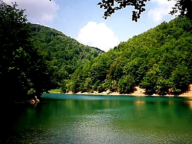 Lacul Ighiel sau Iezer din Trascau 1