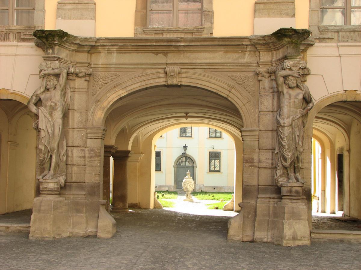 Palatul Brukenthal din Sibiu 1