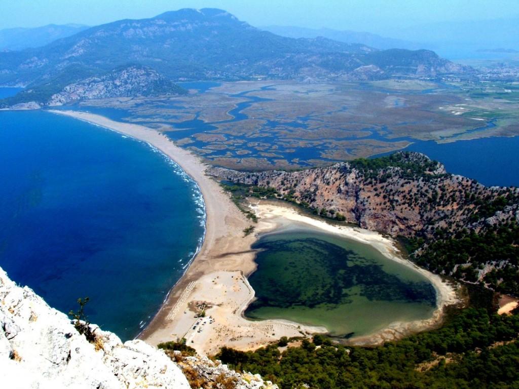 Islands turcia