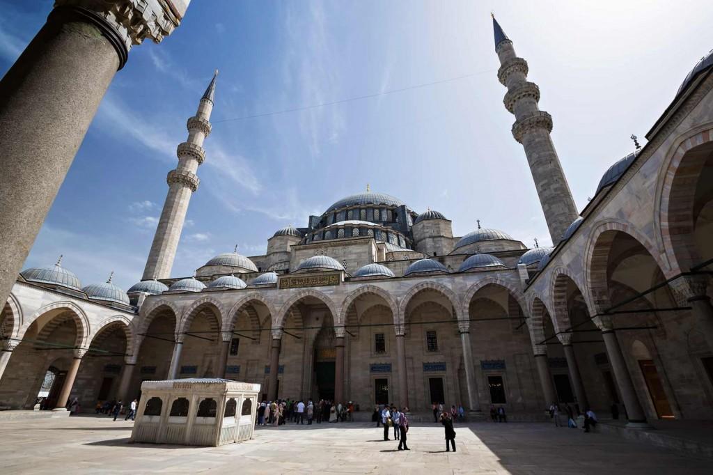 Moscheea lui Suleyman