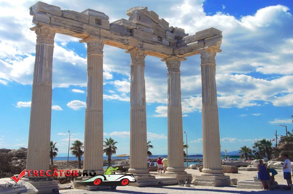Apollon Tapınağı, Turcia 1