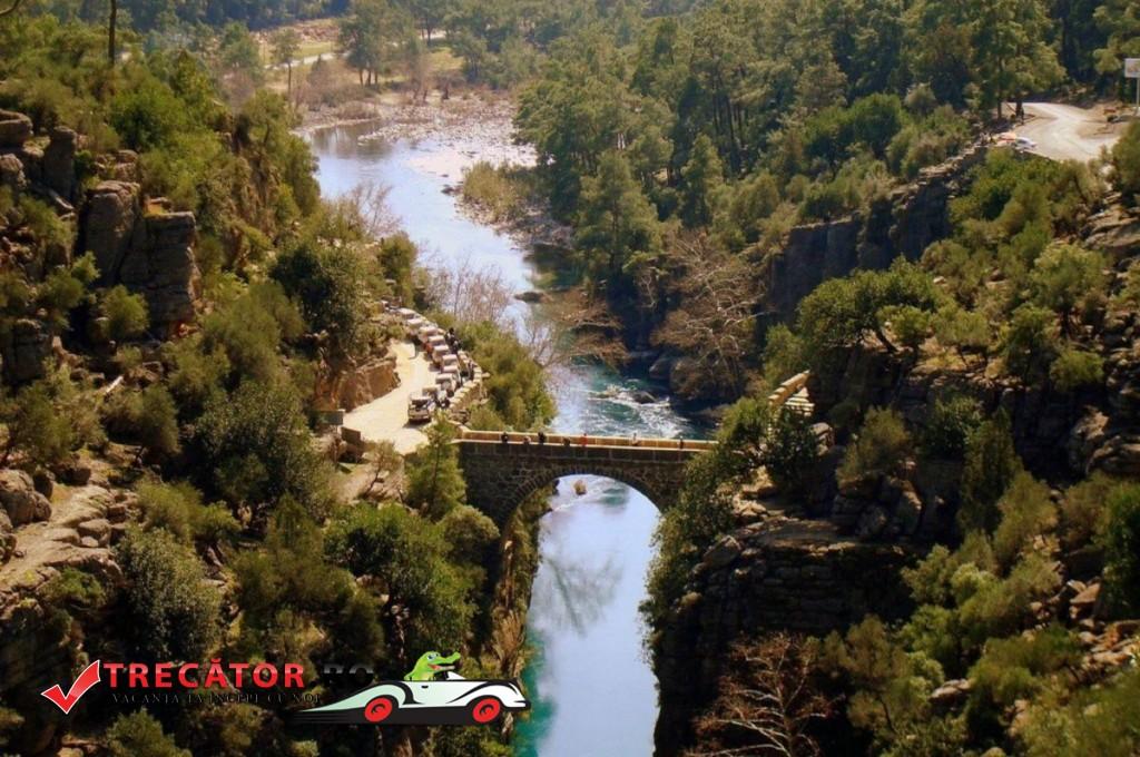 Canionul Koprulu 3