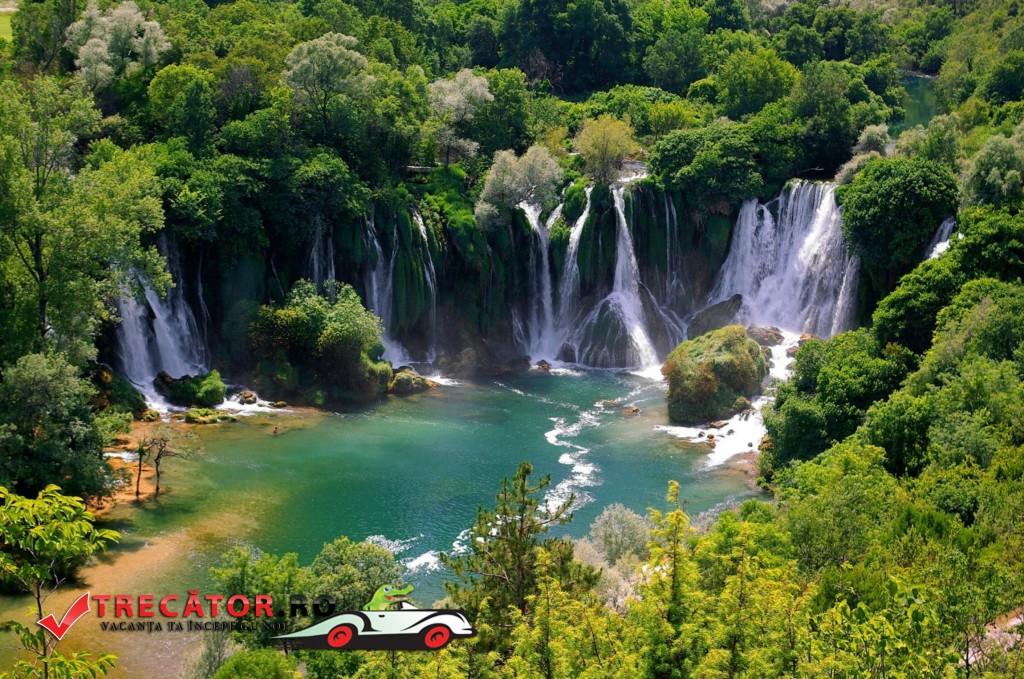 Cascada Kursunlu,Turcia