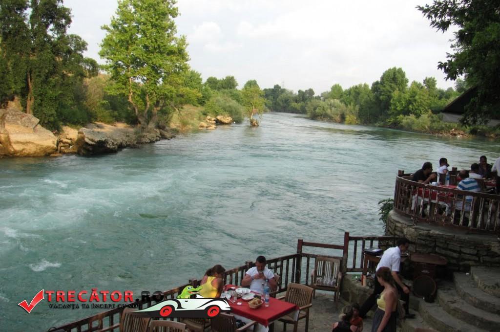 Cascada Manavgat, Turcia
