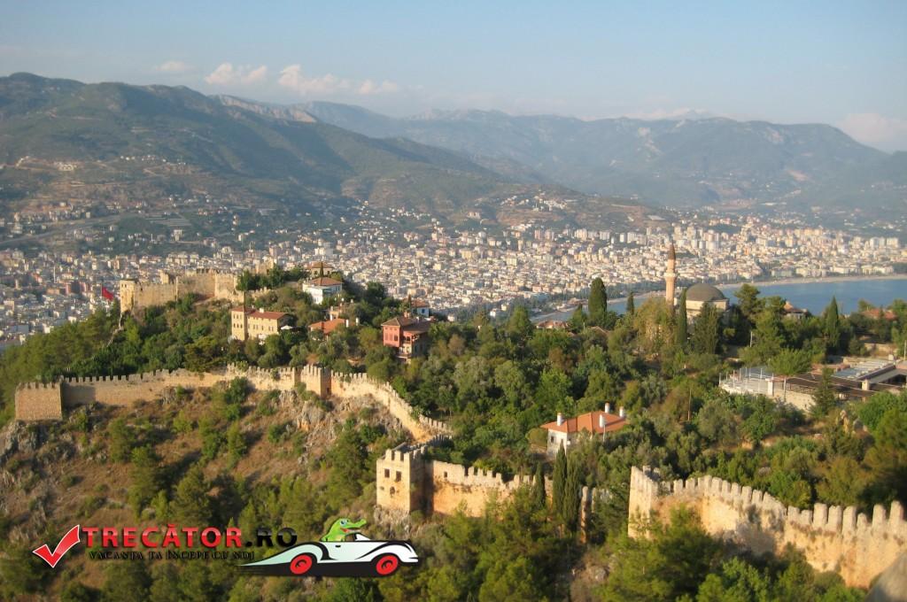 Castelul Alanya 3