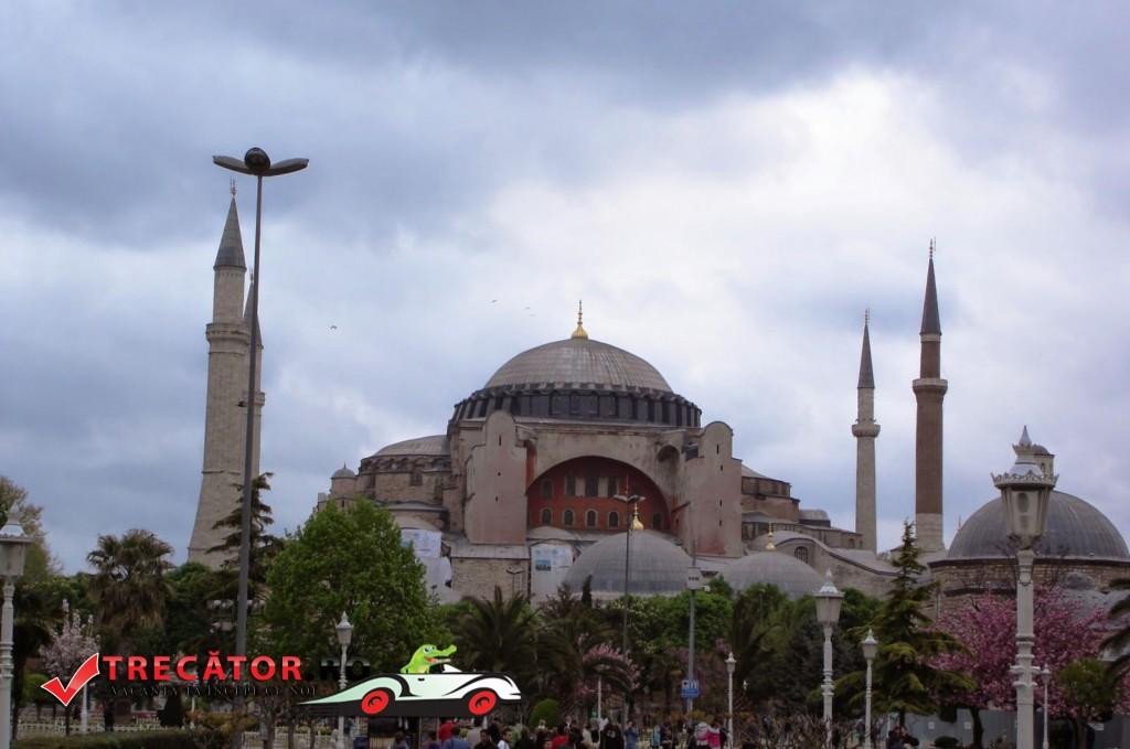 Catedrala Sfânta Sofia, Turcia 2