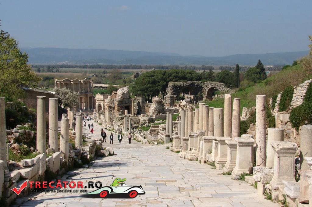 Cetatea Efes Müzesi, Turcia 2