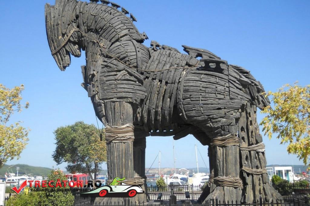 Cetatea Troia, Turcia 1