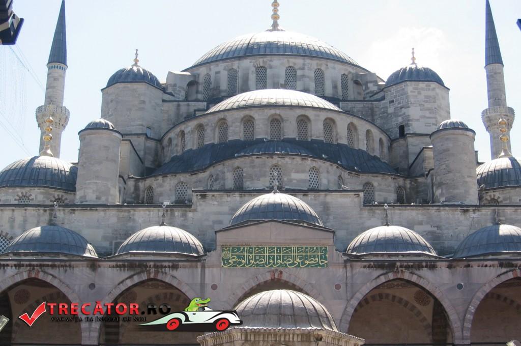 Moscheea Albastra, Turcia 2