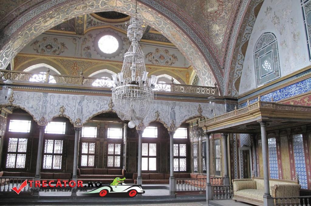 Palatul Topkapî, Turcia 1
