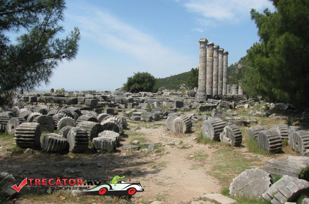 Priene Ruins, Turcia 1