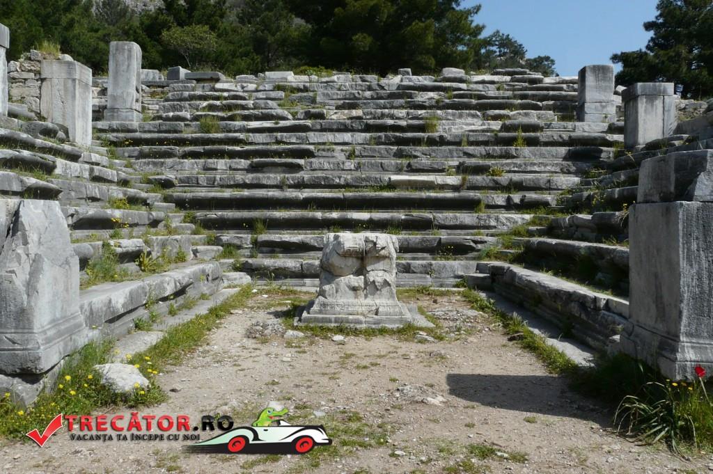 Priene Ruins, Turcia 2