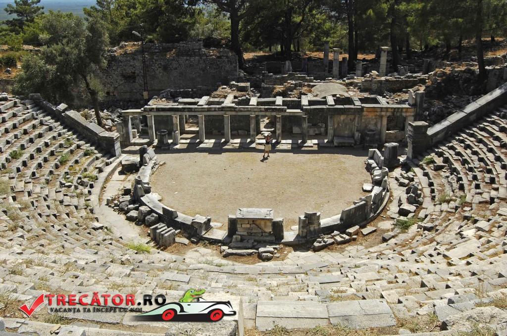 Priene Ruins, Turcia 3