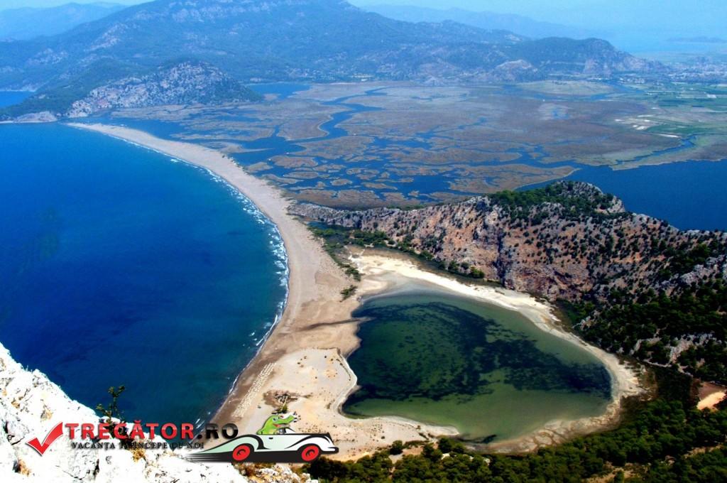 Statiunea Dalyan, Turcia 2