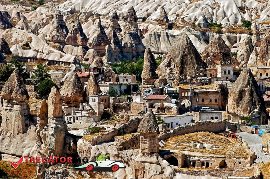 Statiunea Göreme, Turcia 1