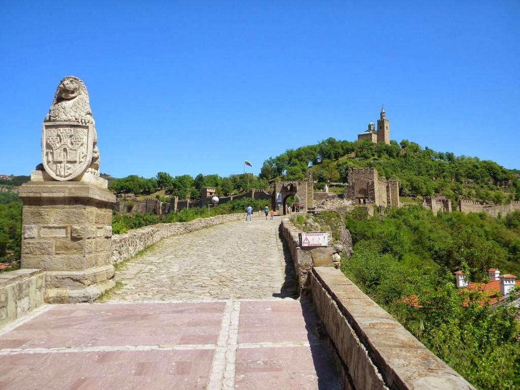 Cetatea Tsarevets, Bulgaria 2