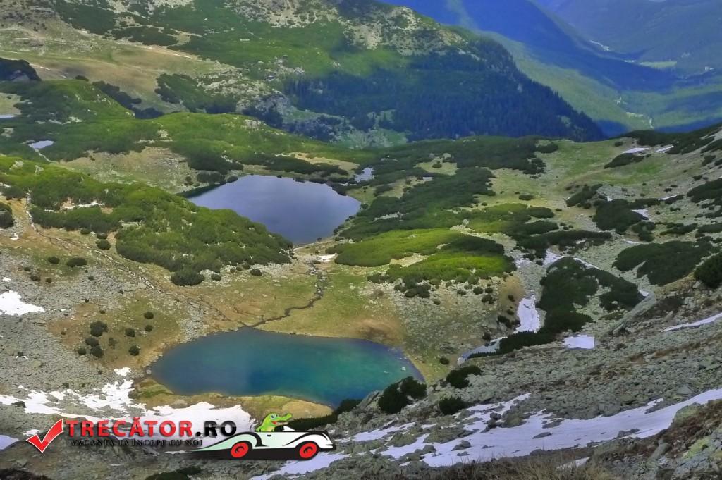 Lacul Gâlcescu Comuna Voineasa 3