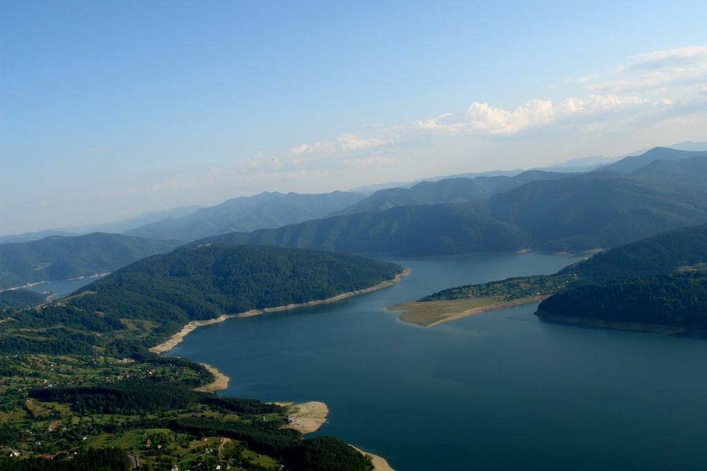 Lacul Izvorul Muntelui 3