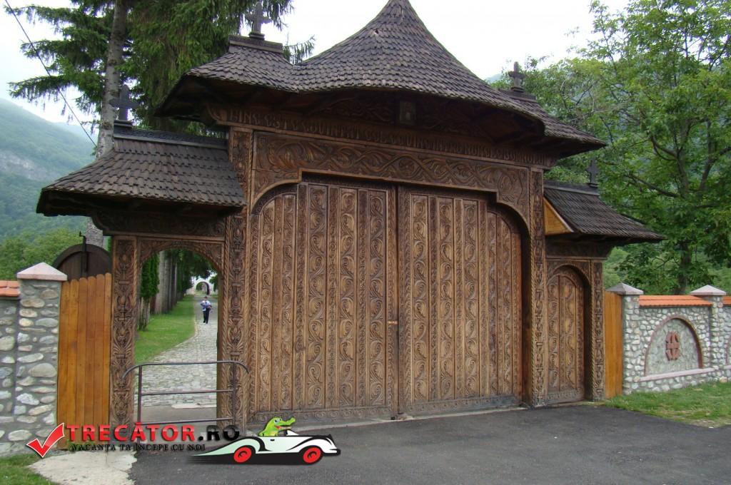 Mânăstirea Polovragi