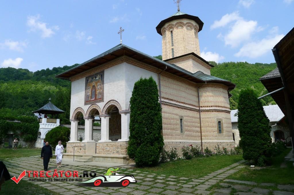 Mânăstirea Polovragi 2