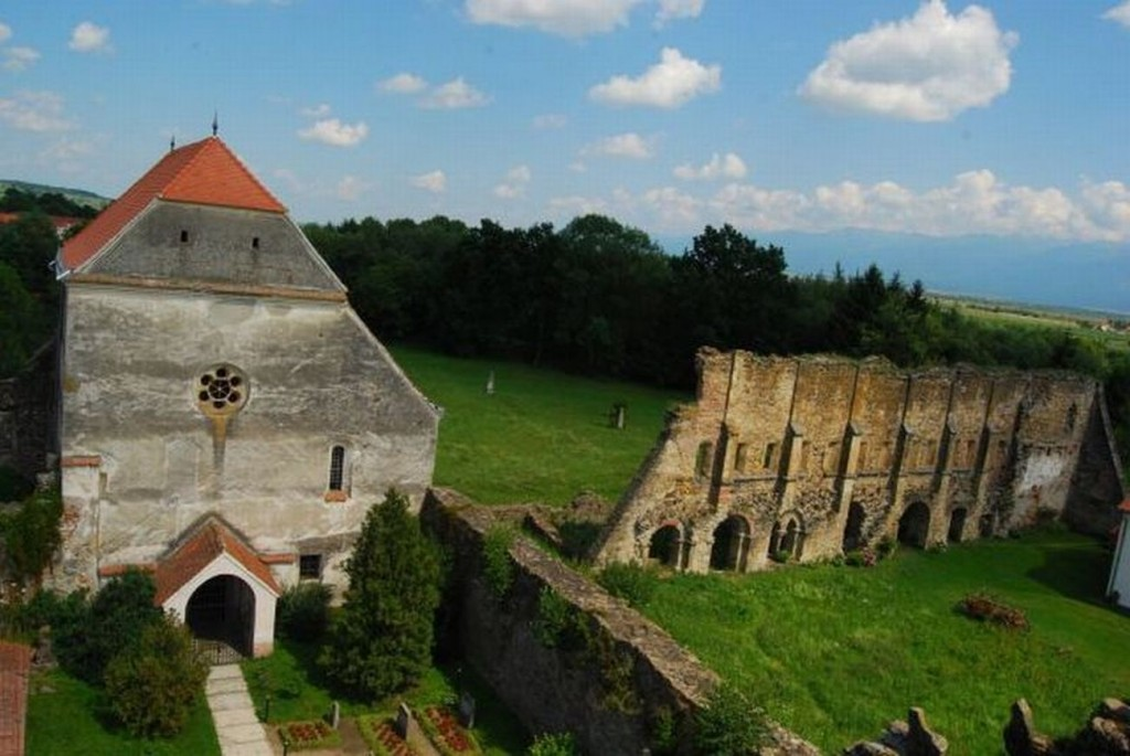 Mănăstirea Cârța 1