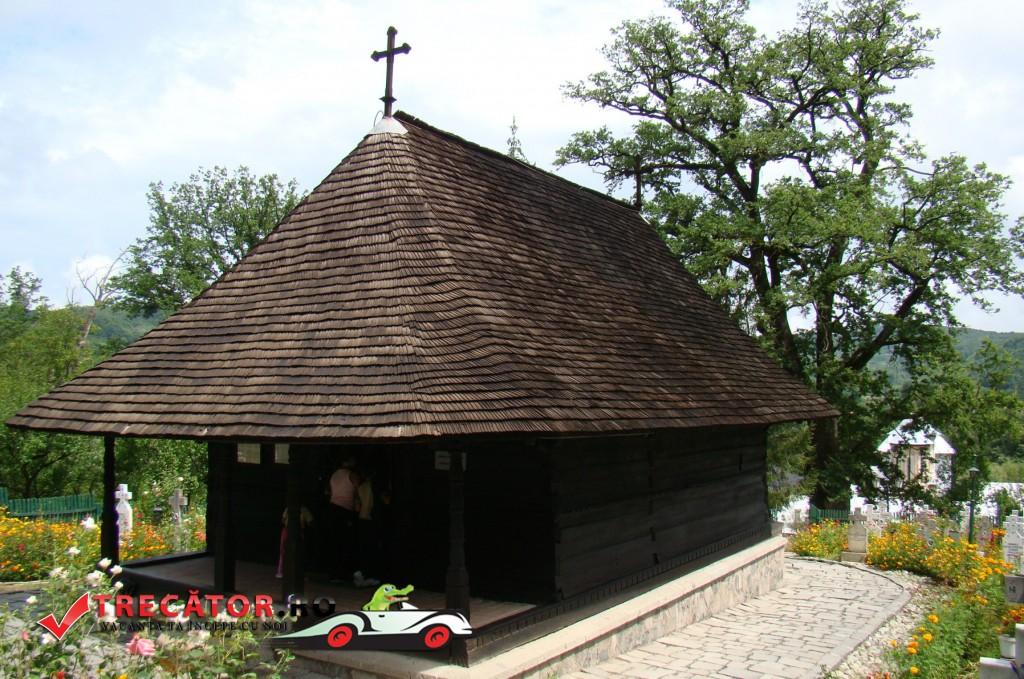 Mănăstirea Dintr un Lemn 2
