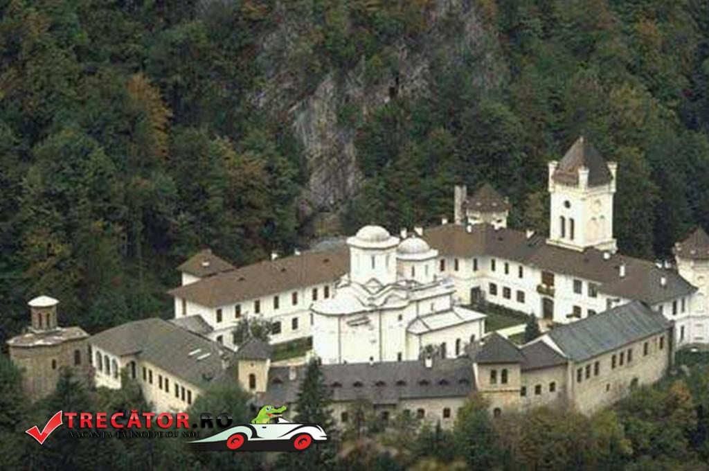 Mănăstirea Tismana 1