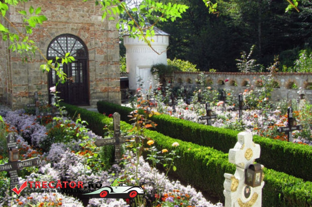 Mănăstirea Tismana 5
