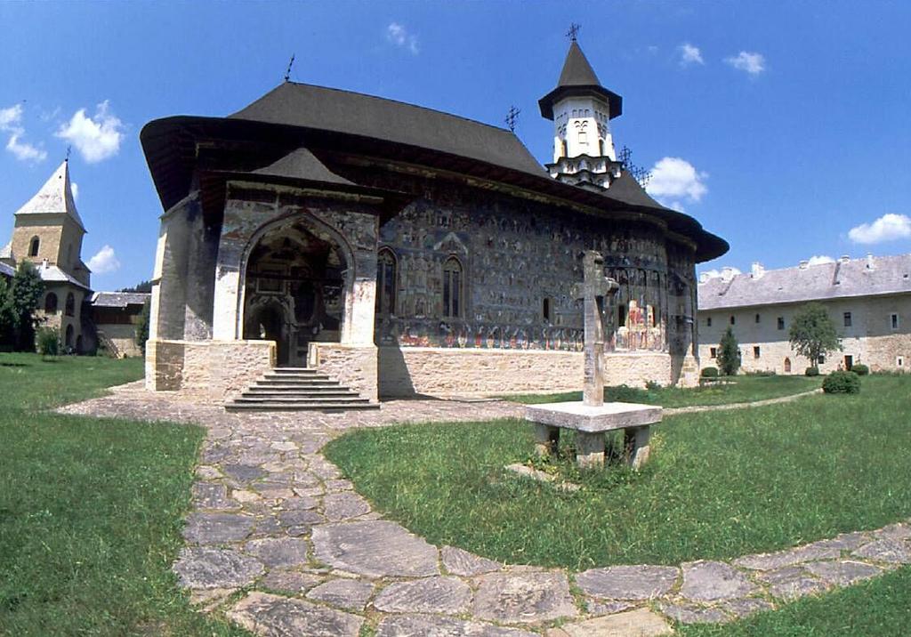 Manastirea Sucevita 3