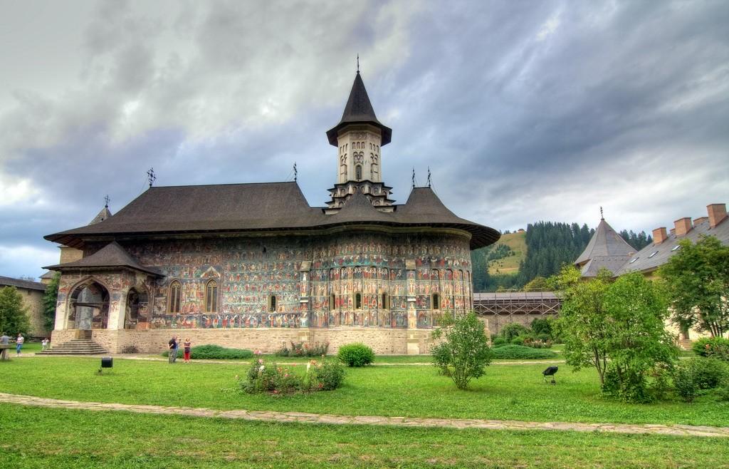 Manastirea Sucevita 4