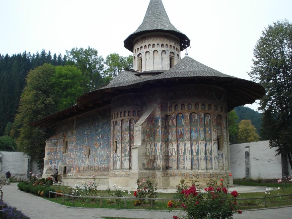 Manastirea Voronet 1