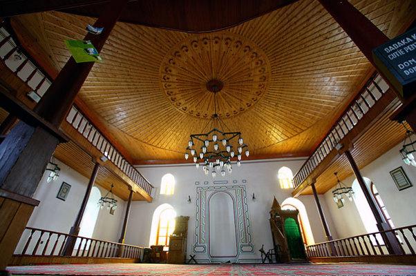 Moscheea Esmahan Sultan 1