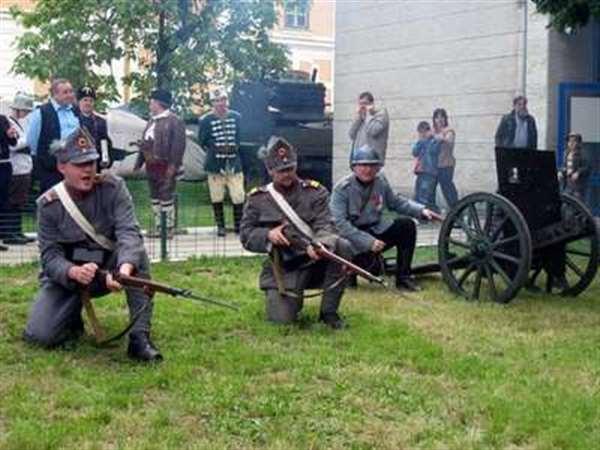 Muzeul Militar National Oradea 1