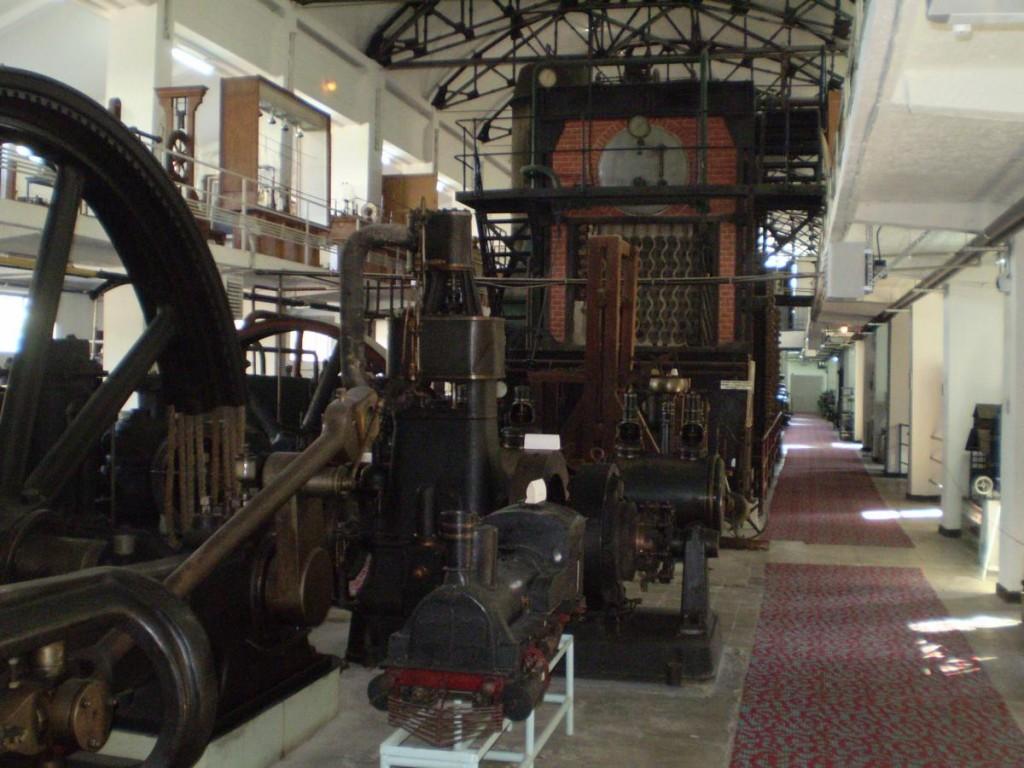 Muzeul Tehnic Profesor Inginer Dimitrie Leonida 2