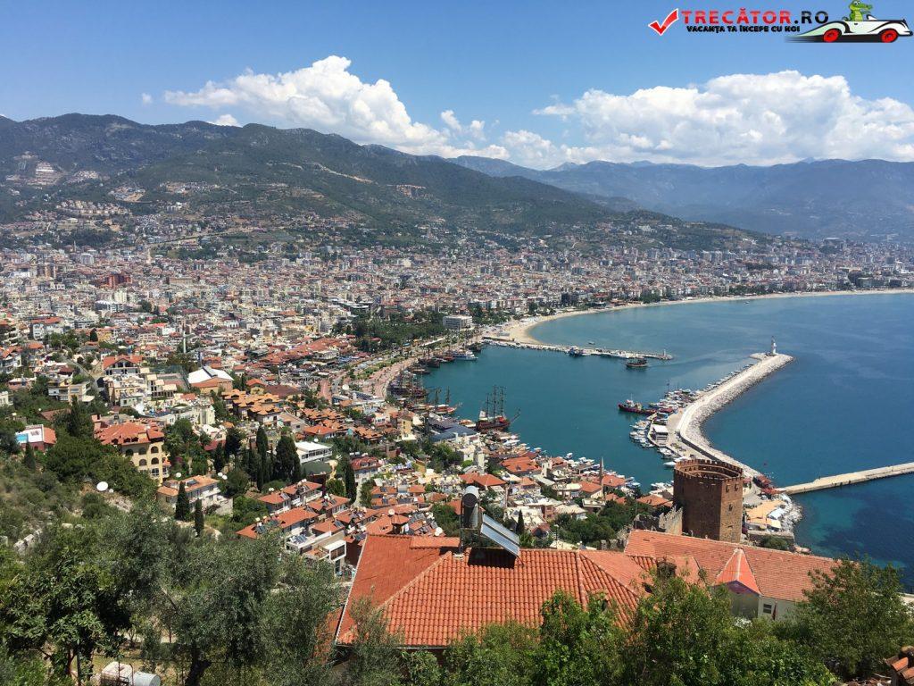 Orasul Alanya Turcia 1